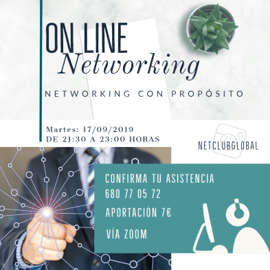 ON LINE NETWORKING